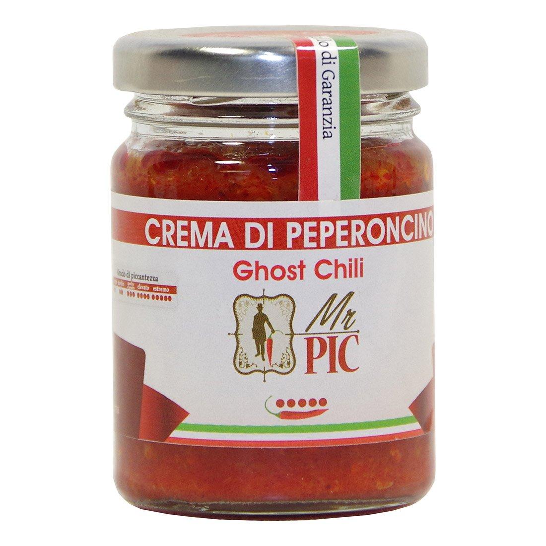 Crema di Ghost Chili