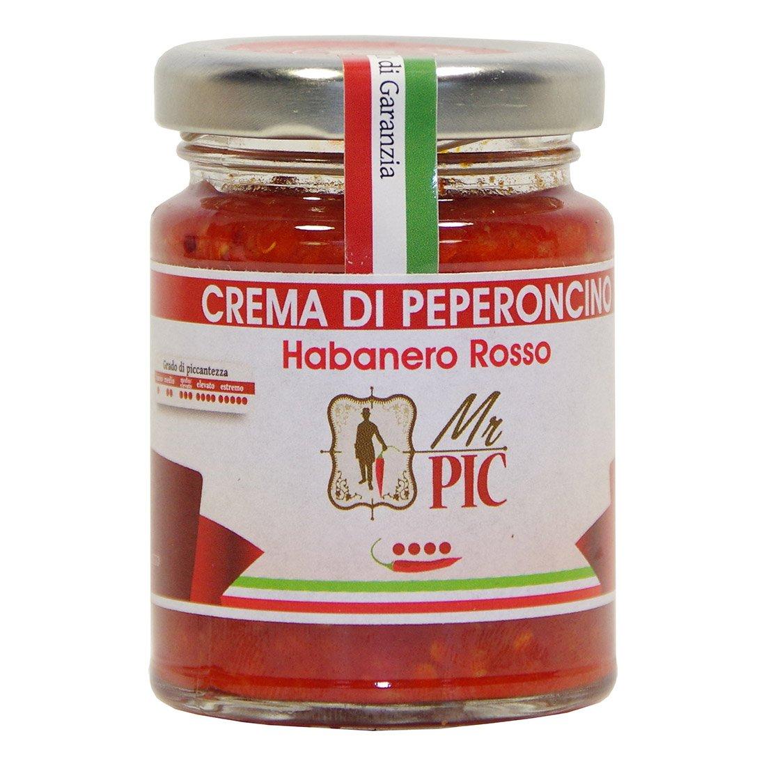 Crema di Habanero Rosso