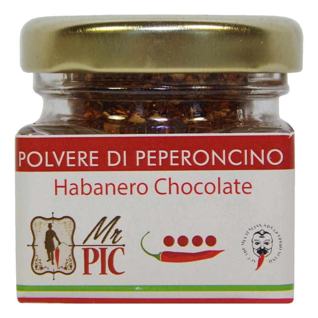 Polvere di Habanero Chocolate