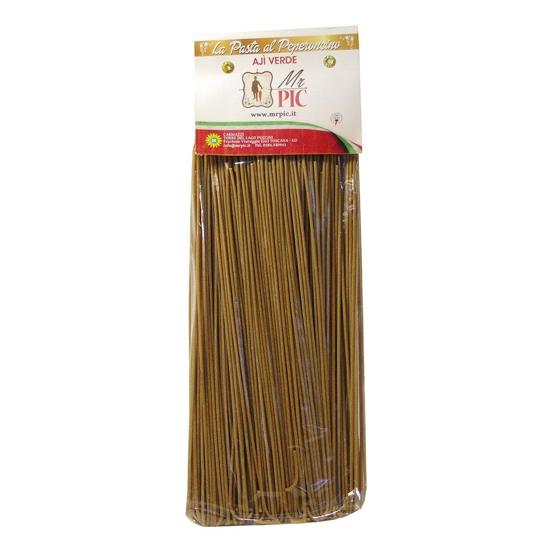 Spaghetti Aji Amarillo