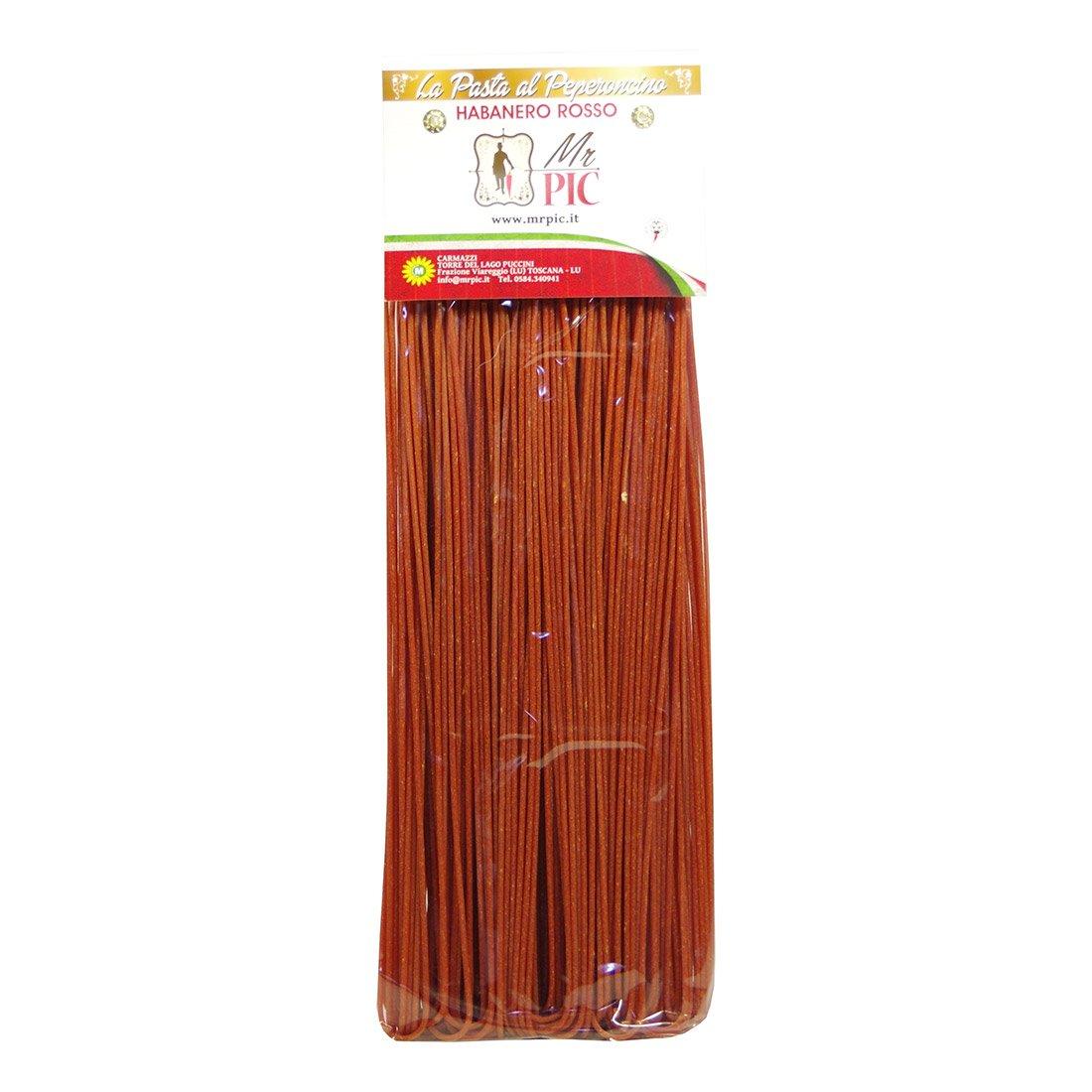 Spaghetti Habanero Rosso